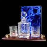 Retirement/Long Service Gifts in Glass and Crystal